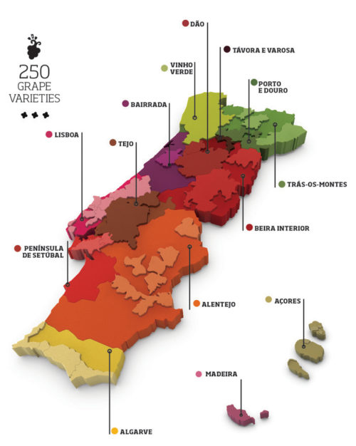 Evaton Portugal - Portugal estremadura map
