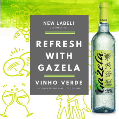 Refresh with Gazela