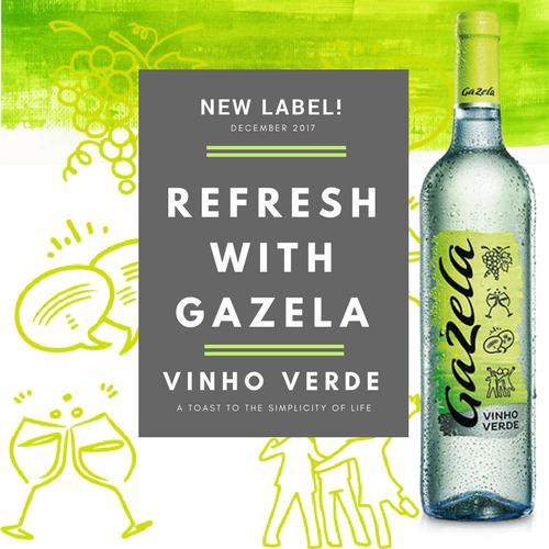 NEW – Gazela!
