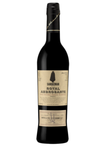 Royal Ambrosante Pedro Ximénez 20 Years Old