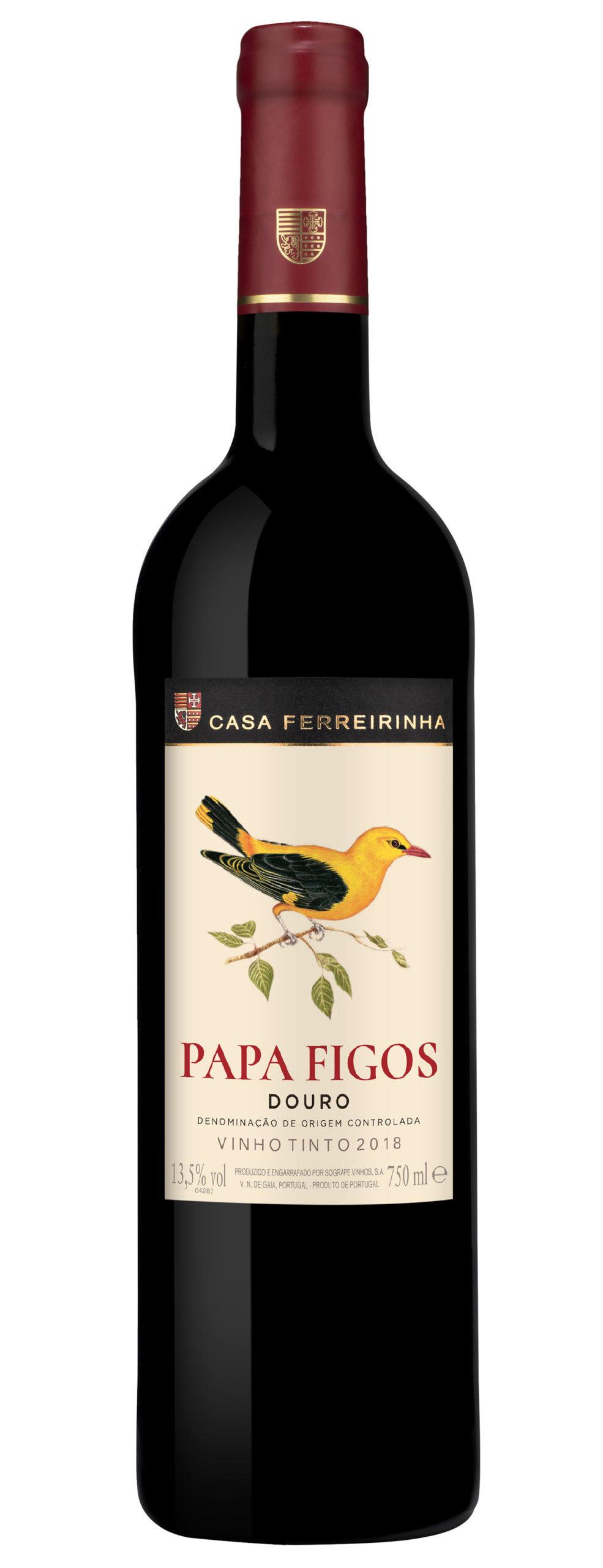 Papa Figos Red