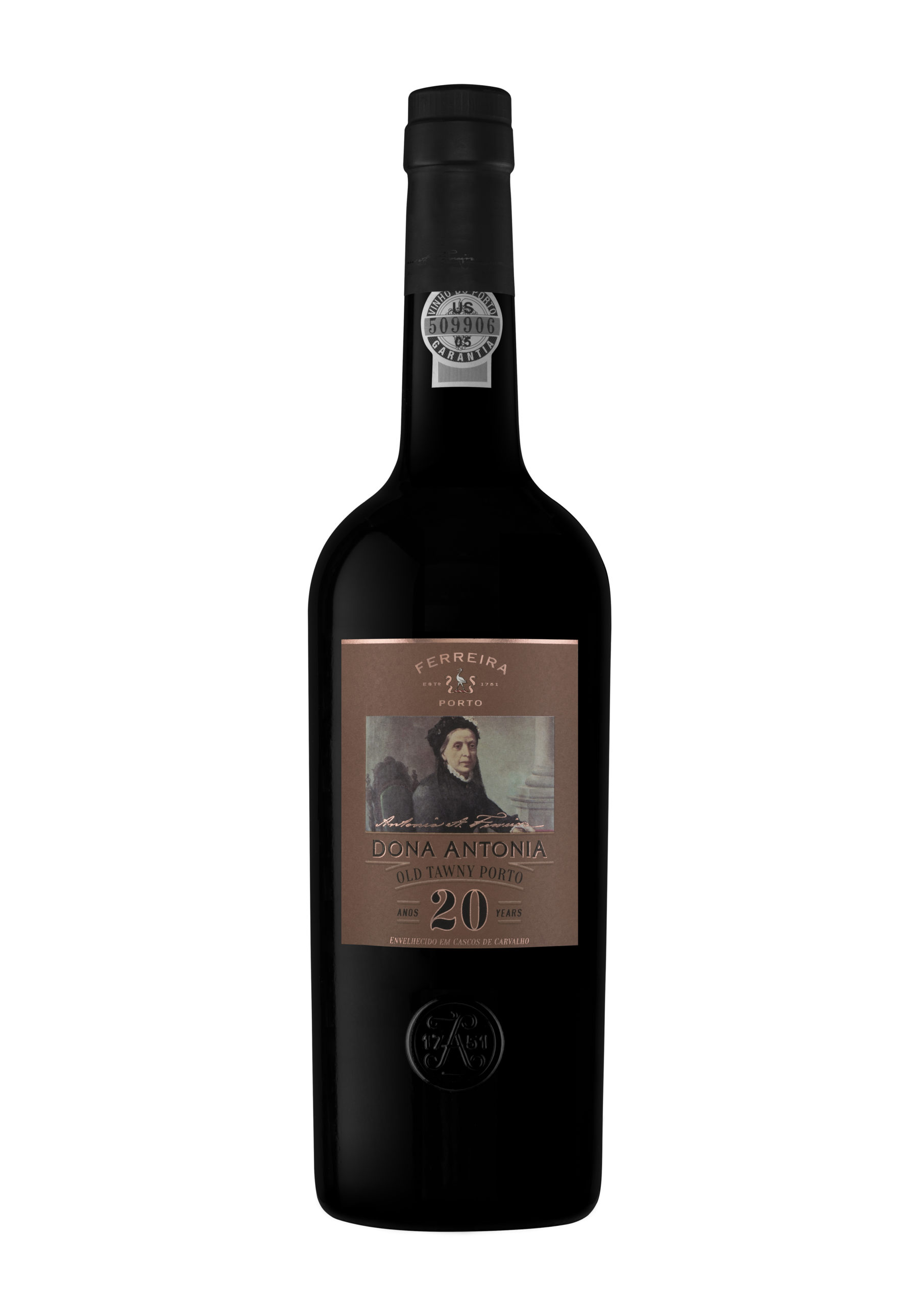 Dona Antonia Tawny 20 Years Old